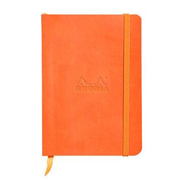Rhodiarama : Notebook Softcover - A6 - Tangerine (3640)