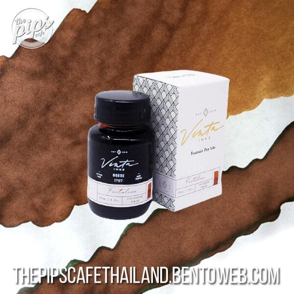 Vinta Ink : Ochre [Fortaleza 1797] (30 ml.)