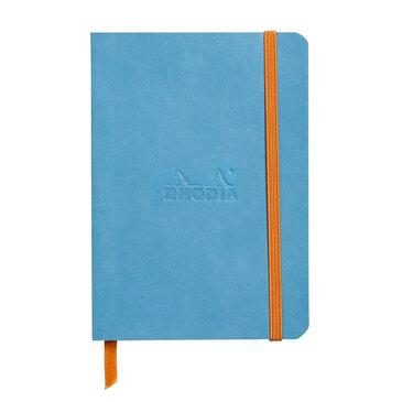 Rhodiarama : Notebook Softcover - A6 - Turquoise Blue (3572)