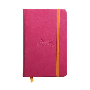 Rhodiarama : Notebook Hardcover - A6 - Raspberry (6527)