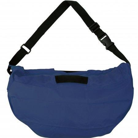 Shupatto Compact Bag - 2way Shoulder Bag - Navy