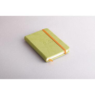 Rhodiarama : Notebook Hardcover - A6 - Anise Green (6466)