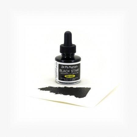 Black Star India Ink - Hi-Carb [Gross] (1oz.)