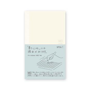 MD Notebook B6 Slim - Grid