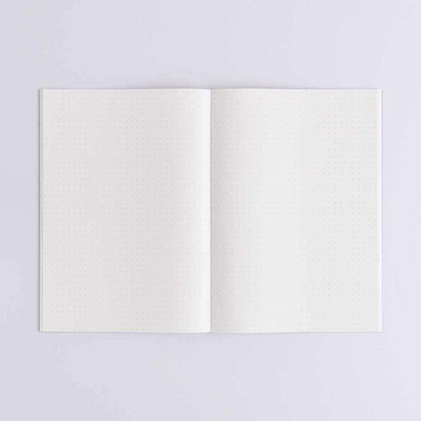 Tomoe River - A5 Notebook (52g) - Dot Grid (96 Pages)