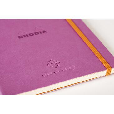 Rhodiarama : Perpetual Softcover - A5 - Lilac (1912)