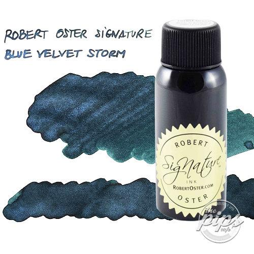 Robert Oster Signature - Shake 'N' Shimmy - Blue Velvet Storm (50ml.)