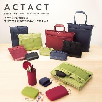 LIHIT Lab ACTACT - Pencase Wide Open A-7688