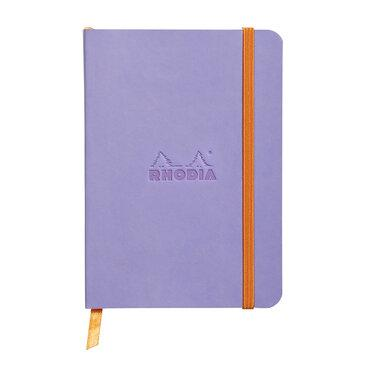 Rhodiarama : Notebook Softcover - A6 - Iris (3596)