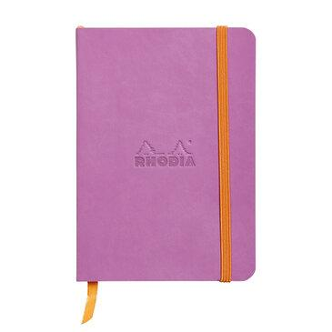 Rhodiarama : Notebook Softcover - A6 - Lilac (3619)