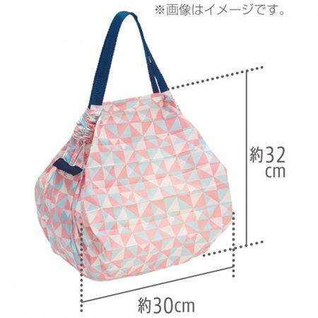 Shupatto Compact Bag - Tote Medium - Triangle