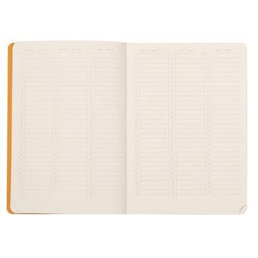 Rhodiarama : Perpetual Softcover - A5 - Orange (1950)