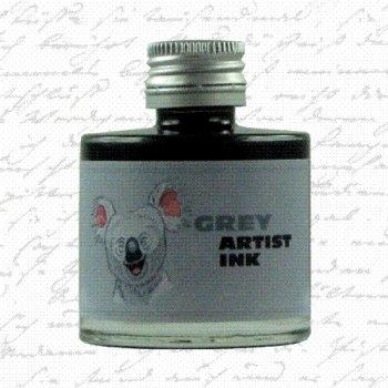 De Atramentis - Artist ink - Grey (50ml.)