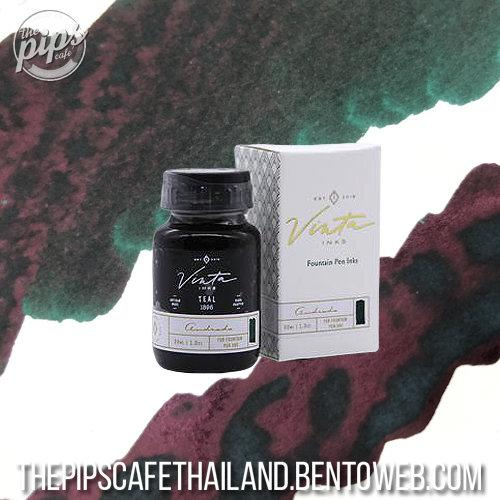 Vinta Ink : Teal [Andrada 1898] (30 ml.)