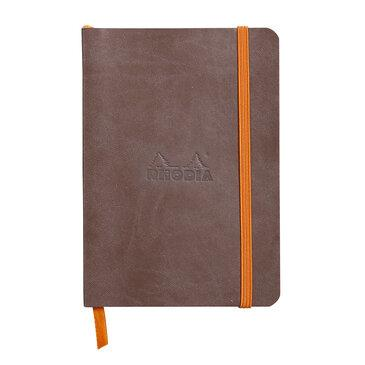 Rhodiarama : Notebook Softcover - A6 - Chocolate (3534)
