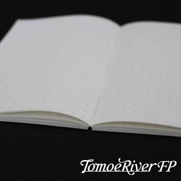 Tomoe River - A7 Notebook (52g) - Dot Grid (160 Pages)