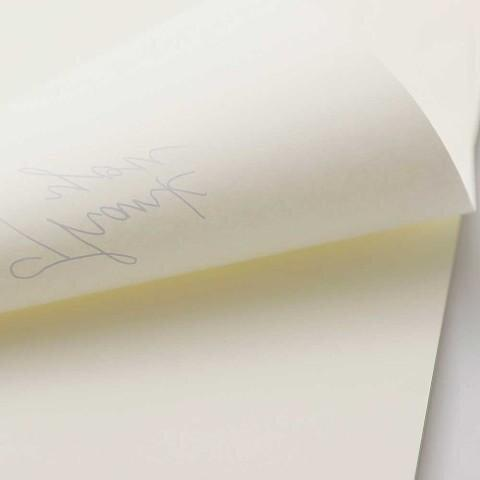 Tomoe River - A5 Paper Pad (52g) - Cream Paper - Blank (100 Sheets)