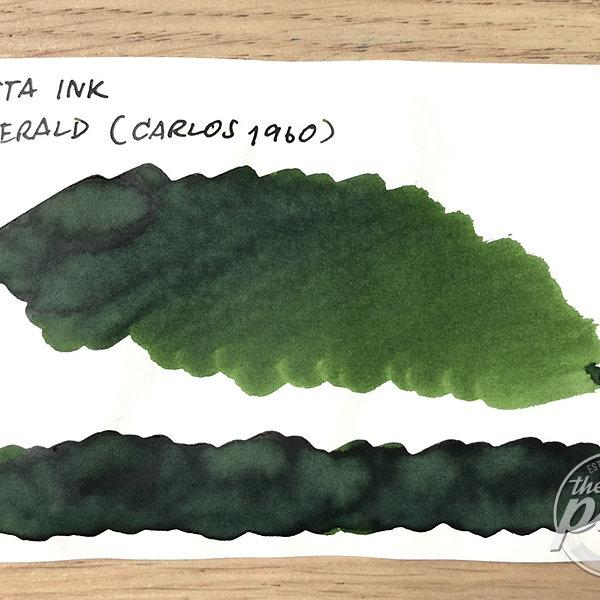 Vinta Ink : Emerald [Carlos 1960] (30 ml.)
