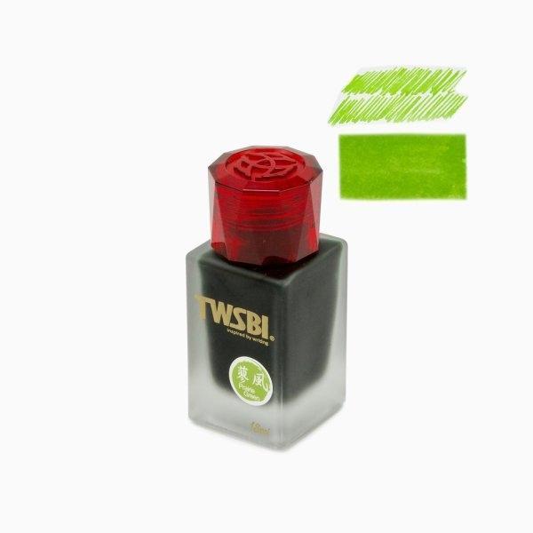 TWSBI : 1791 Prairie Green Ink (18ml.)