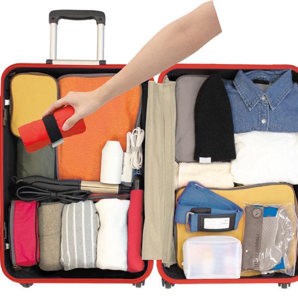 Shupatto Compact Bag - Backpack - Olive