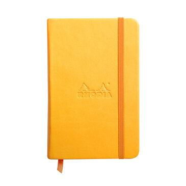 Rhodiarama : Notebook Hardcover - A6 - Daffodil Yellow (6565)