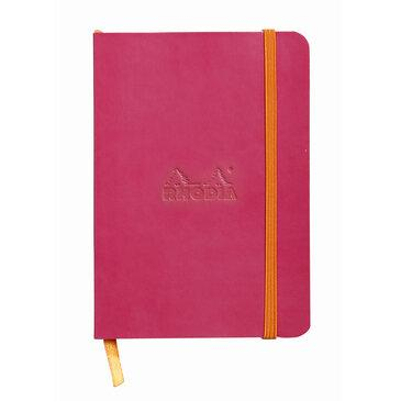 Rhodiarama : Notebook Softcover - A6 - Raspberry (3626)
