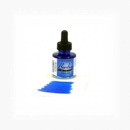 Bombay India Ink - Blue (1Oz.)