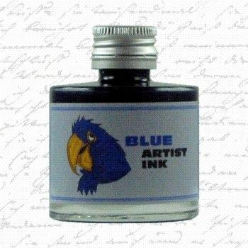 De Atramentis - Artist ink - Blue (50ml.)