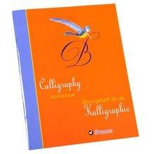 Brause Calligraphy Practice Book