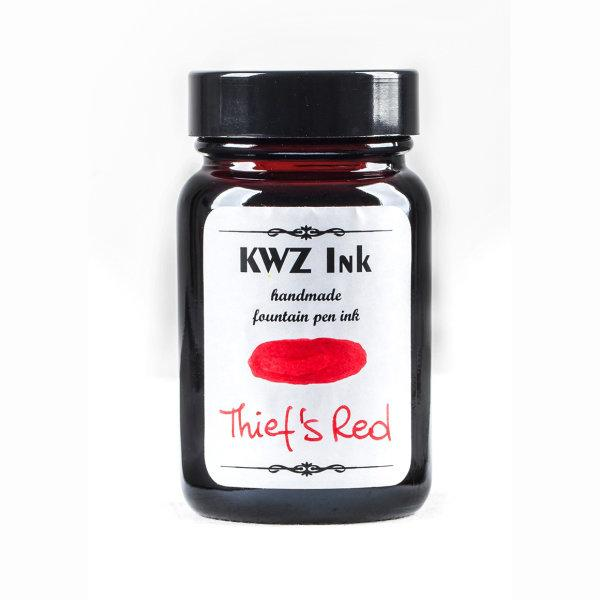 KWZ Ink : Thief's Red (60ml.)