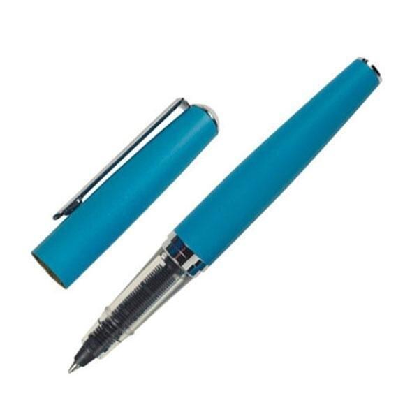 J.herbin : Metal Rollerball Pen - Blue