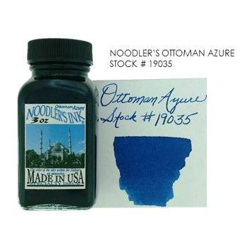 Noodler's - Ottoman Azure (3Oz.)