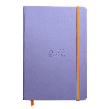 Rhodiarama : Notebook Hardcover - A5 - Iris (7494)