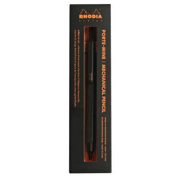 Rhodia : scRipt Mechanical Pencil - Black