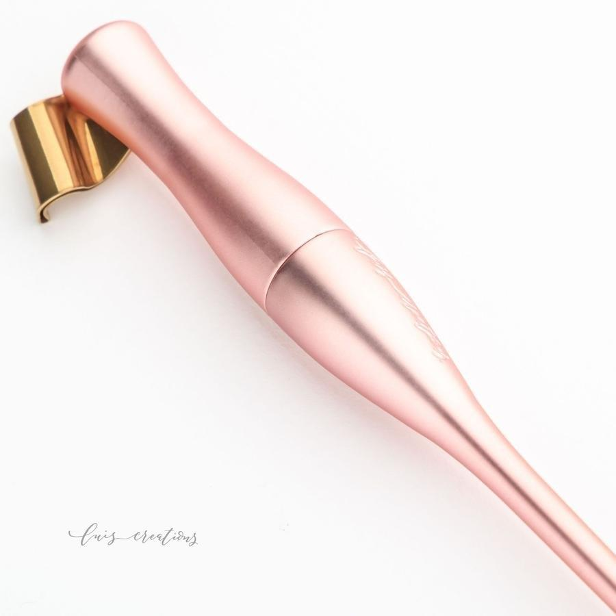 Moblique 2-in-1 Pen Holder : Pink Pearl