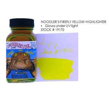 Noodler's - Firefly Yellow Highlighter (3Oz.)