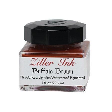 Ziller Ink - Buffalo Brown (1 Oz.)