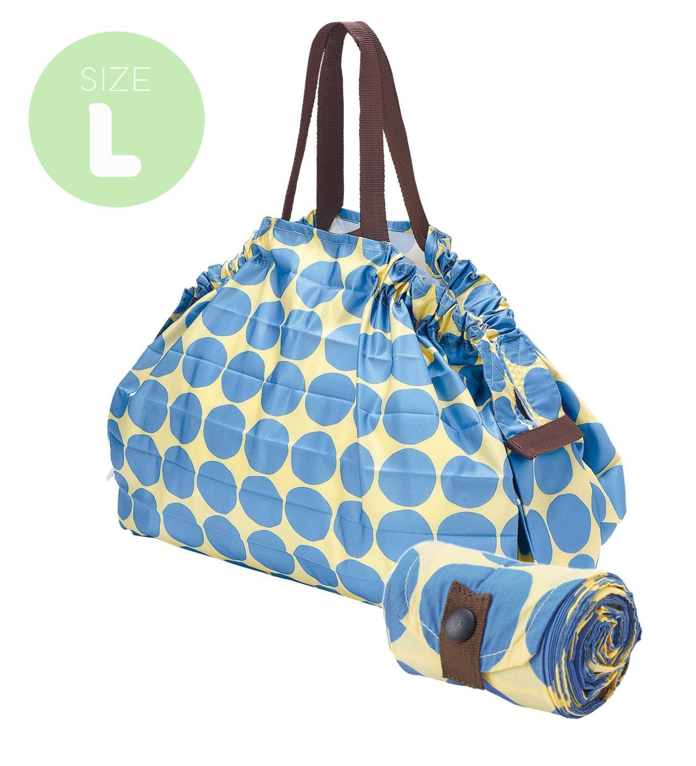 Shupatto Compact Bag - Tote Large - Dot