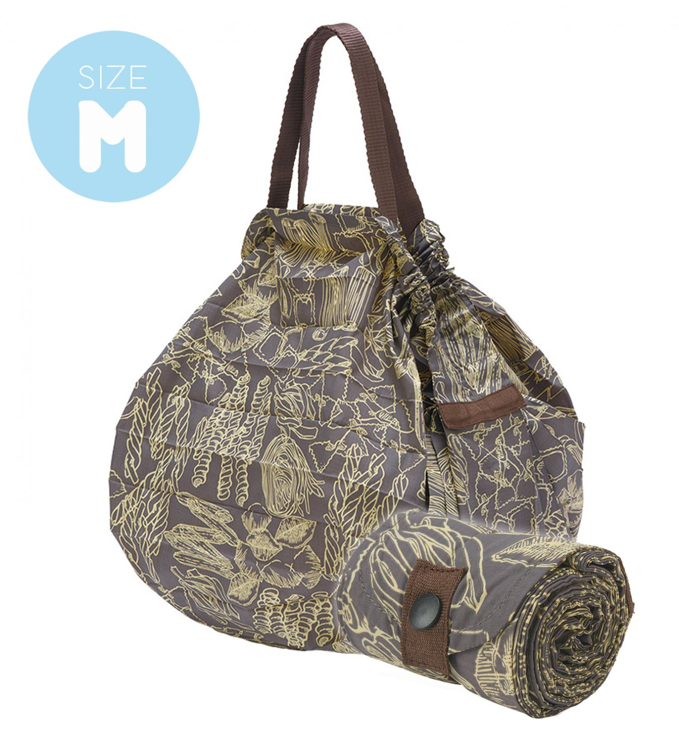 Shupatto Compact Bag - Tote Medium - Macaroni