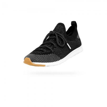 Native Shoes รองเท้าสนีกเกอร์ รุ่น AP MERCURY LITEKNITE / JFYBLK SHLWHT NATRB