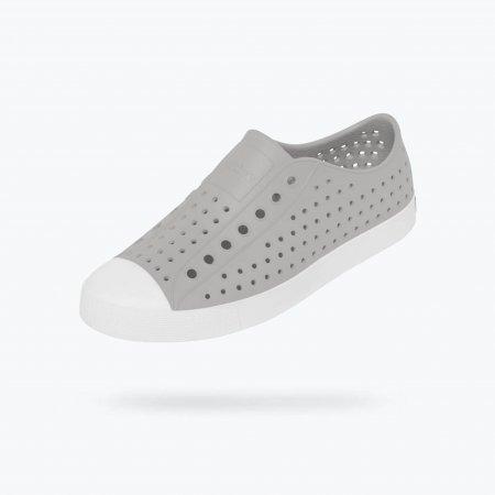 Native Shoes รองเท้ากันน้ำ EVA รุ่น JEFFERSON /PIGEON GREY/SHELLWHT