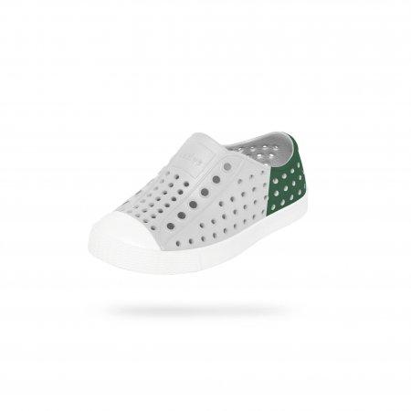 Native Shoes รองเท้ากันน้ำเด็กเล็ก EVA รุ่น JEFFERSON BLOCK/PGNGRY/SHLWT/GNTBLOC