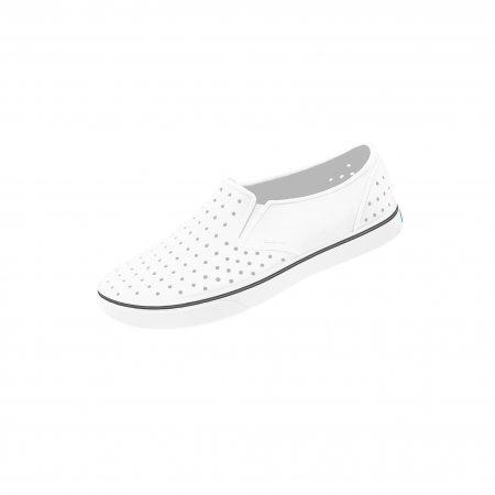 Native Shoes รองเท้ากันน้ำ EVA รุ่น MILES  / SHLWHT SHLWHT