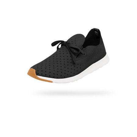 Native Shoes รองเท้าสนีกเกอร์ รุ่น APOLLO MOC / JFYBLK SHLWHT NATRB