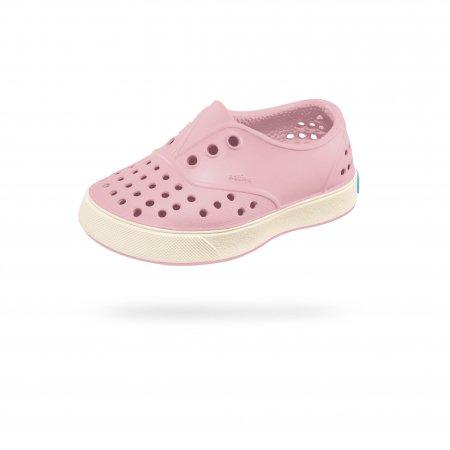 Native Shoes รองเท้ากันน้ำเด็กโต EVA รุ่น MILES/PRINCESS PINK/BONE WHITE