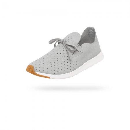 Native Shoes รองเท้าสนีกเกอร์ รุ่น APOLLO MOC / PGNPRY SHLWHT NATRB