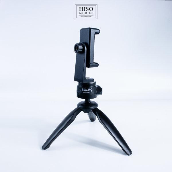 XiangWu C-9 ขาตั้งโทรศัพท์ ขาตั้งกล้องขนาดเล็กมุนได้360