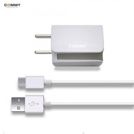 สายชาร์จ COMMON MODEL Adaptor AD 105 1A (For Apple)