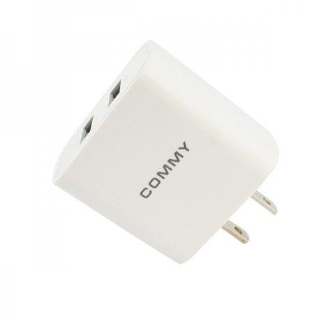 COMMY Adaptor AD 204 2.1A