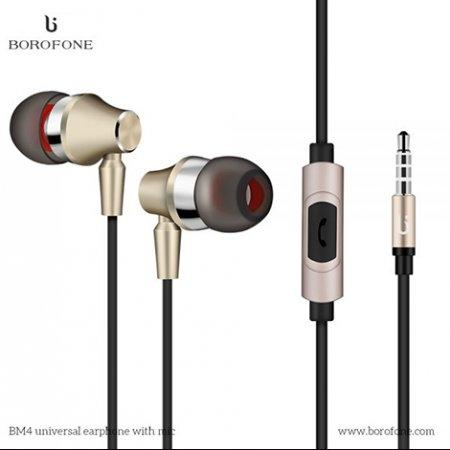 หูฟัง BM4 WIRED IN-EAR HEADPHONE WITH MICROPHONE